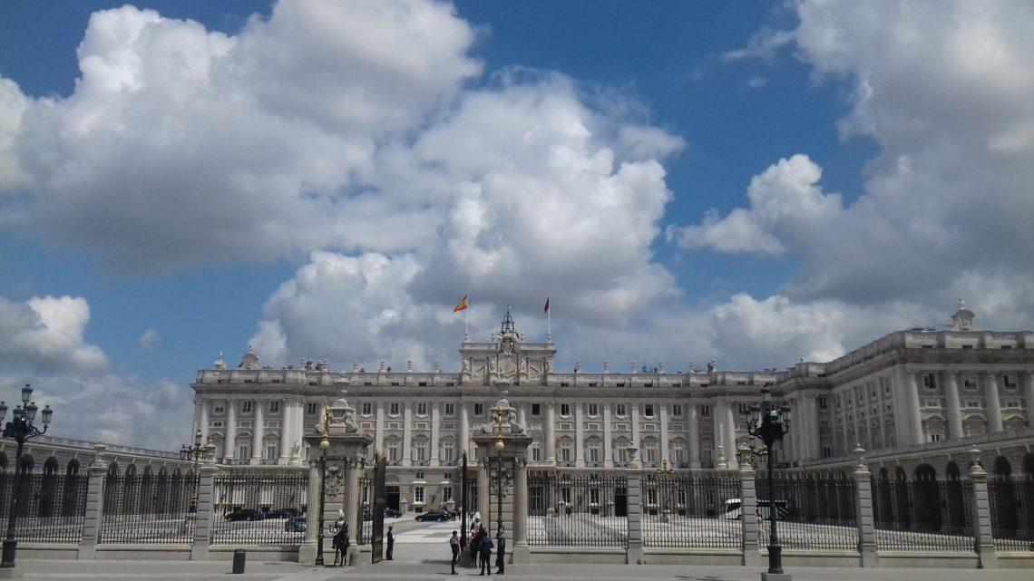 Madri: Conhecendo um pouquinho da Espanha