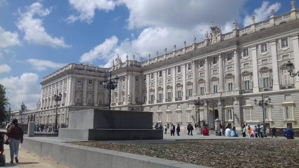 Palácio de Madrid