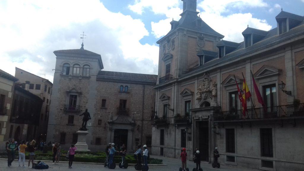 Madrid, Plaza de La Villa