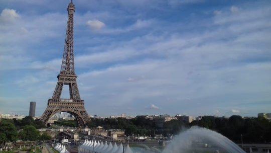 Paris: Conhecendo um pouquinho da França