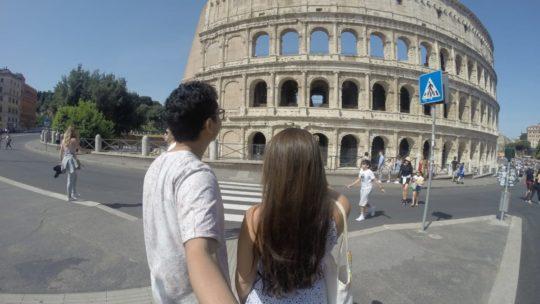 Roma: Conhecendo um pouquinho da Itália