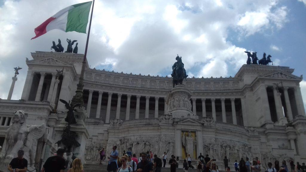 Monumento à Vittorio Emanuele