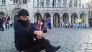 Grand Place em Bruxelas
