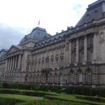 Bruxelas capital da Bélgica Palácio Real de Bruxelas