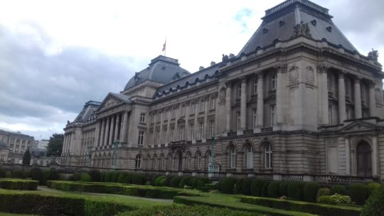Bruxelas: Conhecendo um pouco da Bélgica