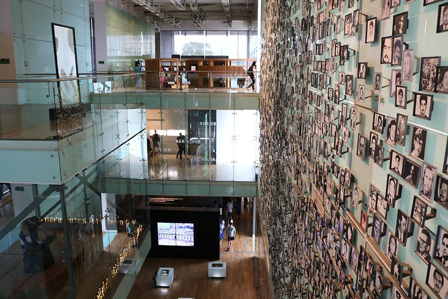 Museu da História dos Direitos Humanos, Santiago Chile