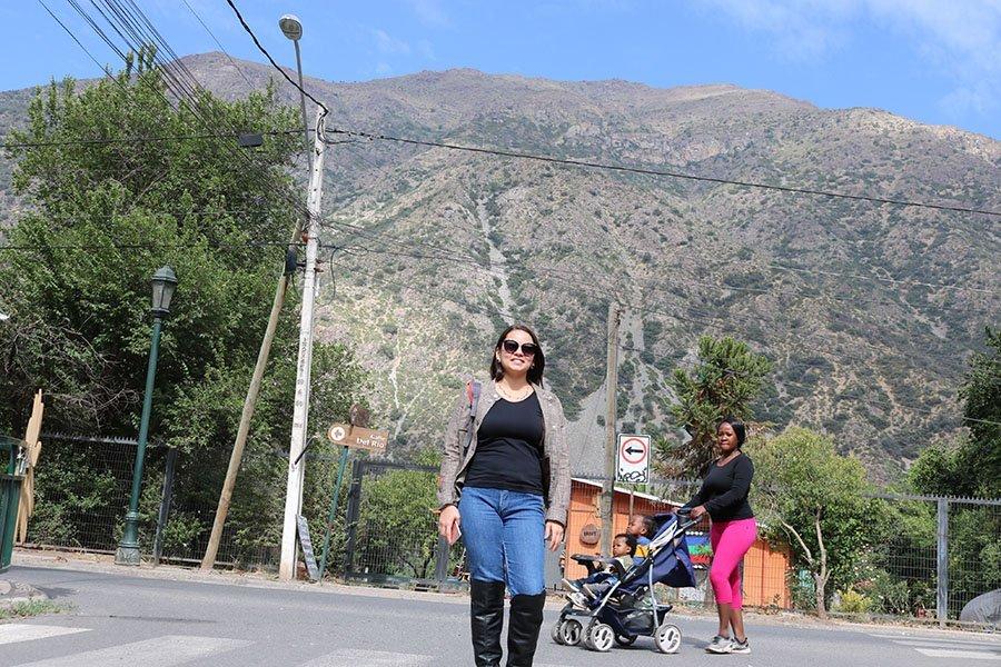 San José del Maipo, Chile