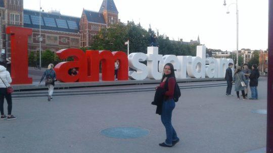 Amsterdam: Conhecendo um pouquinho da Holanda!