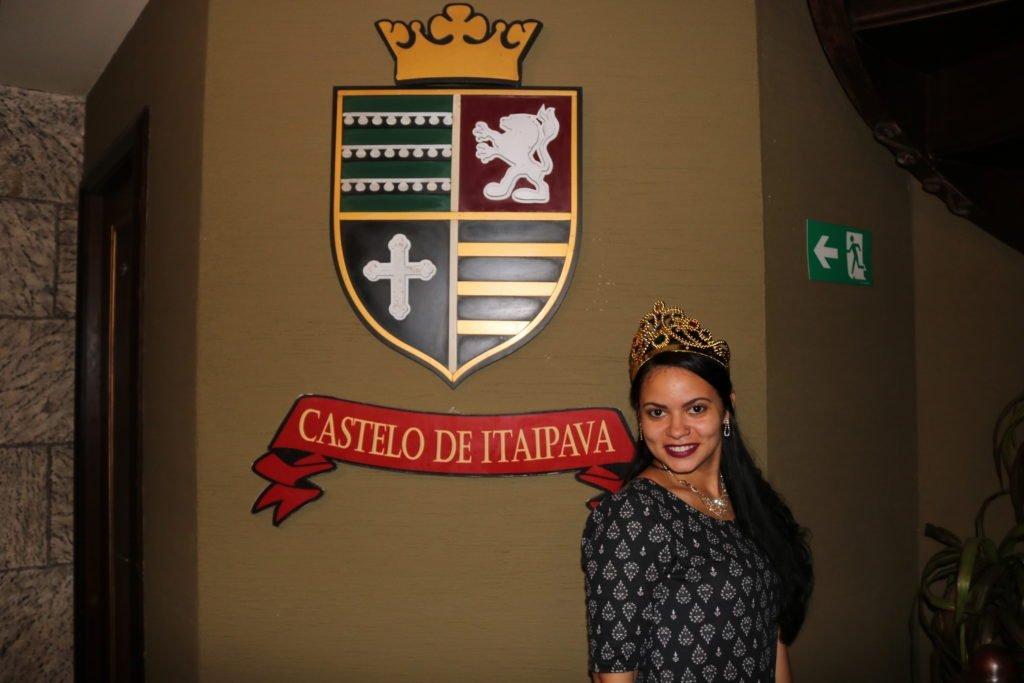 Castelo de Itaipava suíte da Torre