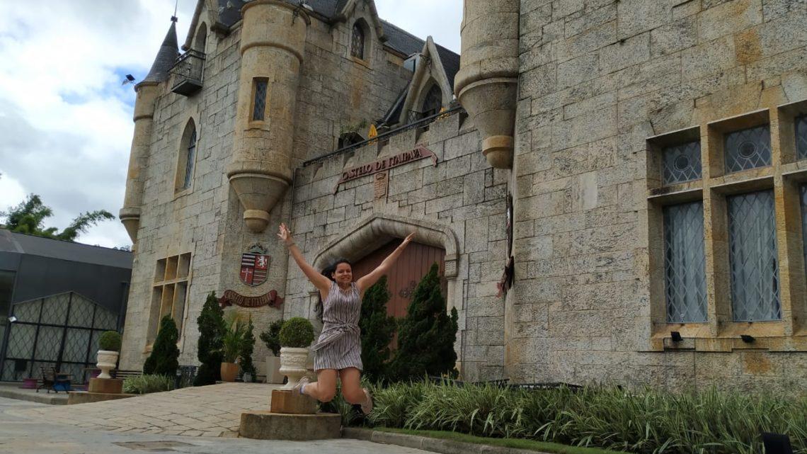 Castelo de Itaipava: Um castelo medieval no RJ