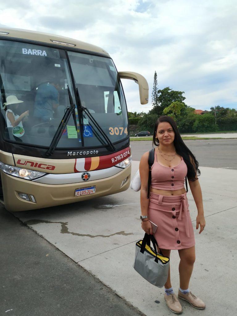Ir para Itaipava de ônibus