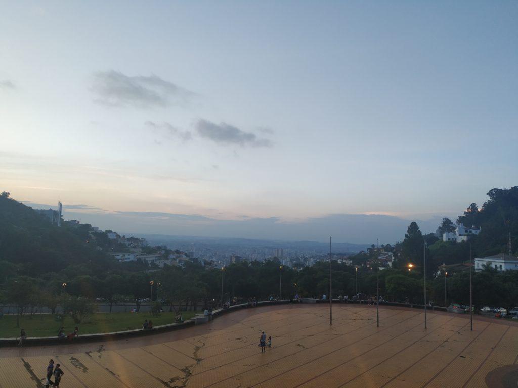 Praça do Papa em Belo Horizonte