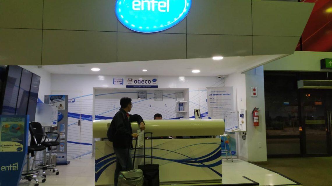 Internet na Bolívia: Usando o chip da Entel na viagem