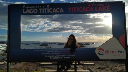 De La Paz para Copacabana de ônibus
