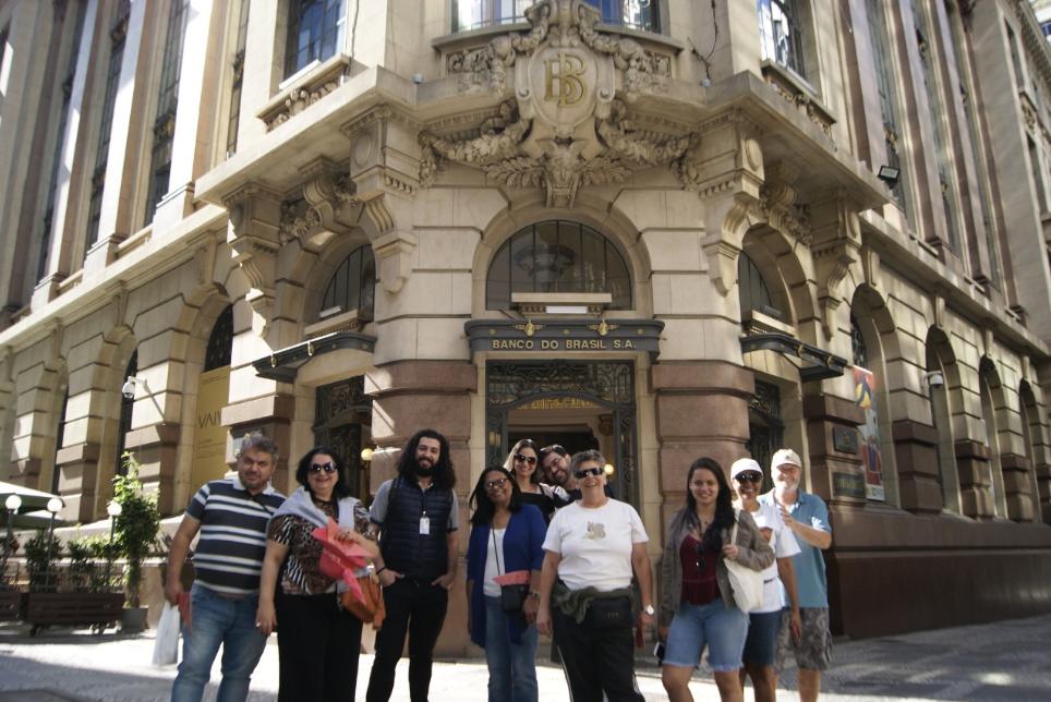 O que fazer em São Paulo: Tour guiado Marcas do Café