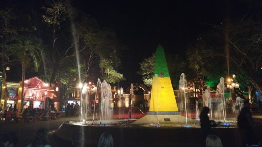 Tríplice Fronteira Brasil Argentina e Paraguai: Resumo da viagem
