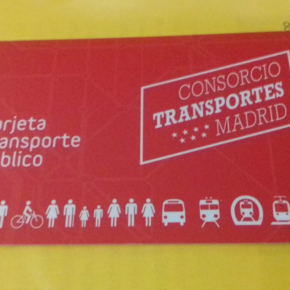 Metrô em Madri